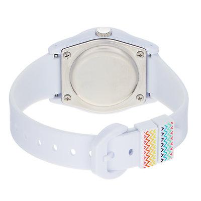 Armitron AWATCH Rainbow Zig Zag Watch