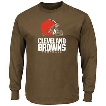 Hot Men's Cleveland Browns Critical Victory III Tee  hot sale