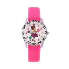 Disney's Fancy Nancy Kids' Time Teacher Watch