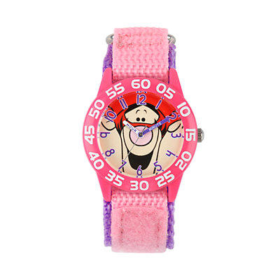 Disney All About Me Portfolio Tigger Kids' Time Teacher Watch
