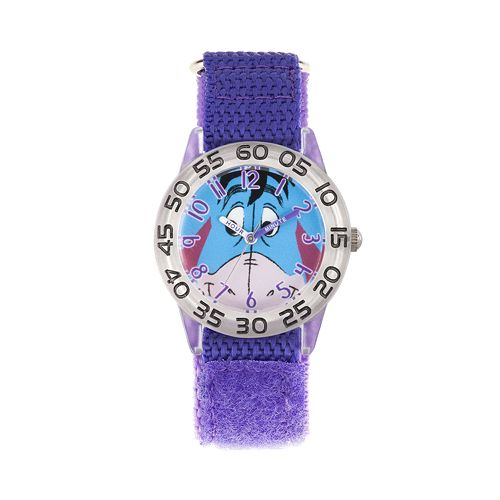 Disney All About Me Portfolio Eeyore Kids' Time Teacher Watch
