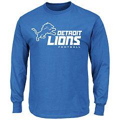 Men's Detroit Lions Critical Victory III Tee