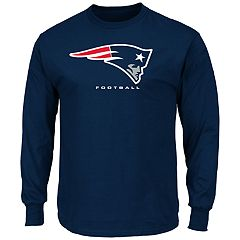 Men's New England Patriots Critical Victory III Tee