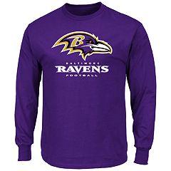 Men's Baltimore Ravens Critical Victory III Tee