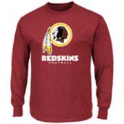 Men's Washington Redskins Critical Victory III Tee