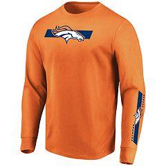Men's Denver Broncos Dual Threat Tee