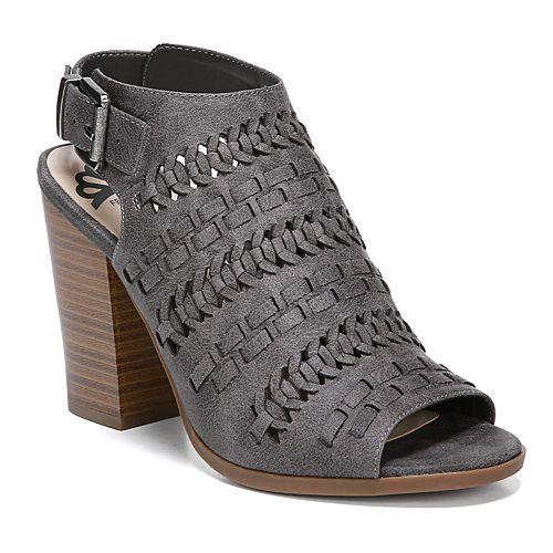 Fergalicious Vagabond City Women's Peep Toe Boots