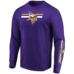 Men's Minnesota Vikings Dual Threat Tee