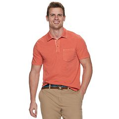 Men's SONOMA Goods for Life™ Supersoft Washed Pocket Polo