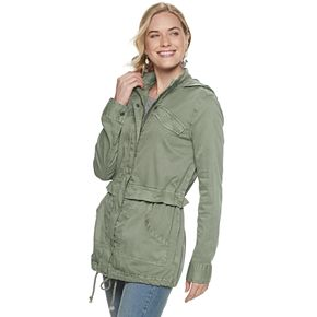 Women's SONOMA Goods for Life? Long Utility Jacket