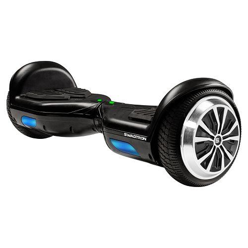 Swagtron Swagboard Twist Lithium-Free Self-Balancing Scooter