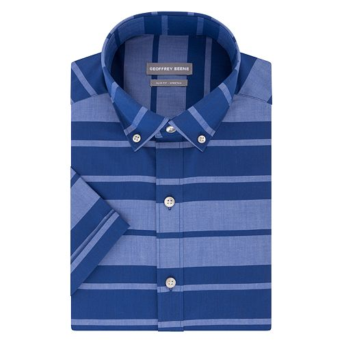 Men's Short-Sleeved Dress Shirts: Find that Perfect Formal Top ...