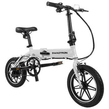 Swagtron SwagCycle EB Pro Folding Electric Bike + $175 Kohls Rewards