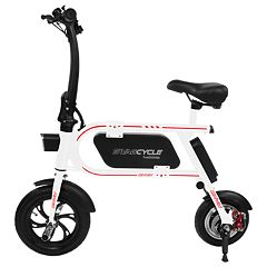 Swagtron SwagCycle Envy Folding Electric Bike