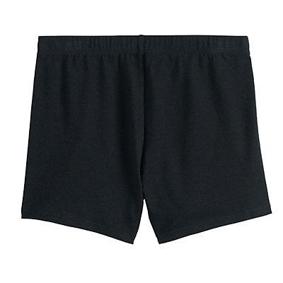 Girls 7-16 SO® Fitted Bike Shorts