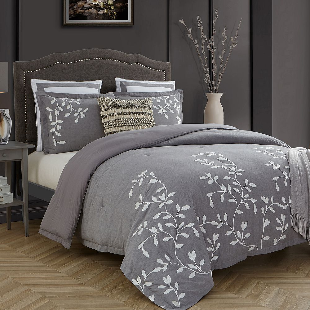 Swift Home Autumn Chain Comforter Set
