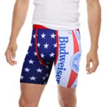 Men's Wear Your Life Budweiser Novelty Boxer Briefs