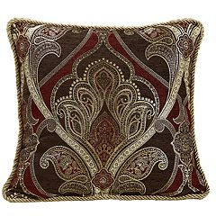 Croscill Bradney Square Throw Pillow