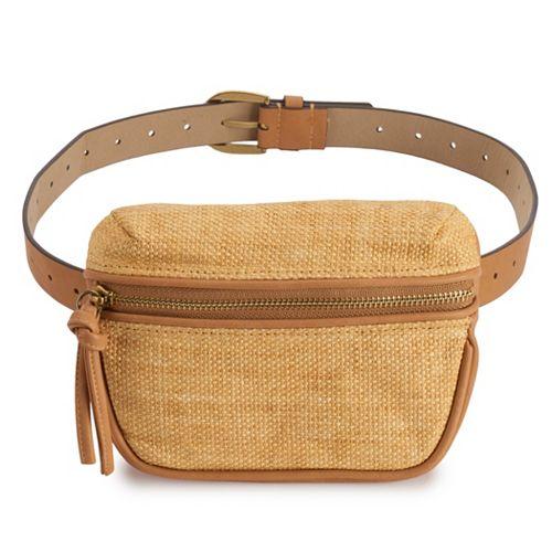 Women's SONOMA Goods for Life™ Straw Belt Bag