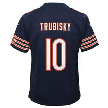 Boys 8-20 Nike Chicago Bears Mitch Trubisky Game Jersey