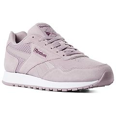 133251f10e006 Reebok Classic Harman Run Women s Sneakers. Lilac Fog Sea Spray Gray White  Yellow Chalk Pink Clay