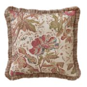 Croscill Camille Square Throw Pillow
