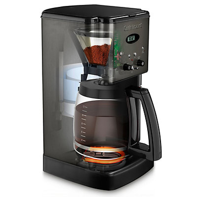 Cuisinart Brew Central Stainless Steel 12-Cup Programmable Coffee Maker
