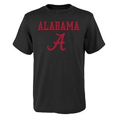 Boys 4-18 Alabama Crimson Tide Goal Line Tee