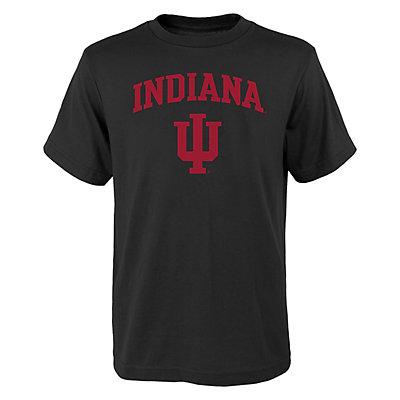 Boys 4-18 Indiana Hoosiers Goal Line Tee