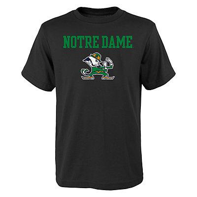 Boys 4-18 Notre Dame Fighting Irish Goal Line Tee