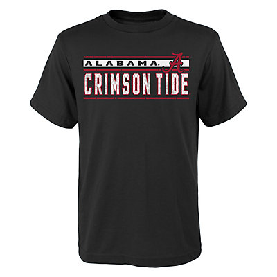 Boys 4-18 Alabama Crimson Tide Banner Tee
