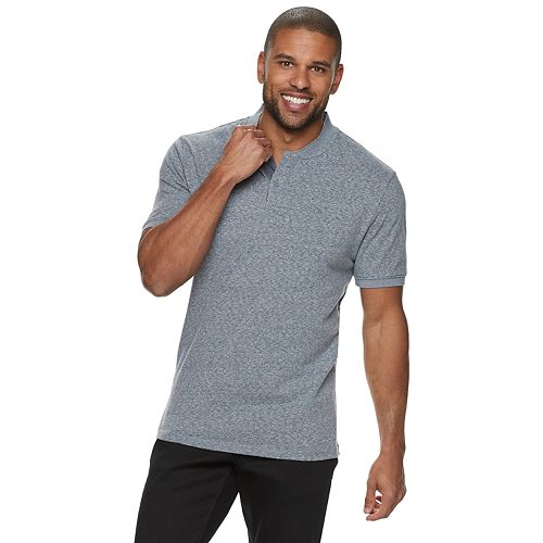 Men's Method Regular-Fit Blade-Collar Henley