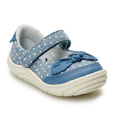Stride Rite Made 2 Play Lily Toddler Girls' Mary Jane Shoes