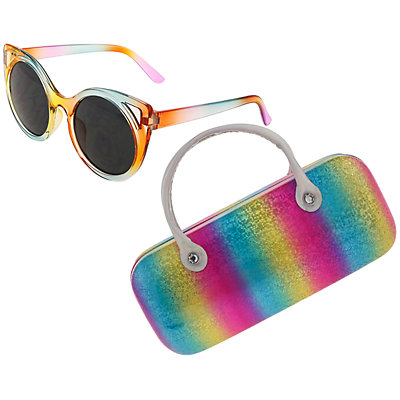 Girls Elli by Capelli Rainbow Sunglasses with Case
