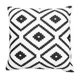 Thro by Marlo Lorenz Allister Aztec Embroidered Throw Pillow
