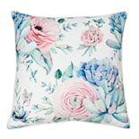 Thro by Marlo Lorenz Arianna Cindy Succulent Throw Pillow