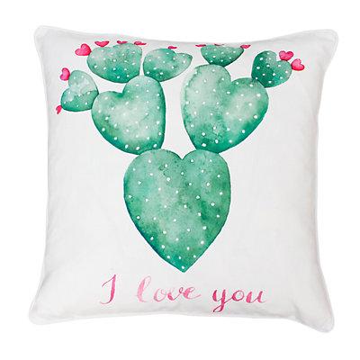 Thro by Marlo Lorenz Sandrine Cindy Succulent Throw Pillow