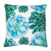 Thro by Marlo Lorenz Maribella Cindy Succulent Throw Pillow