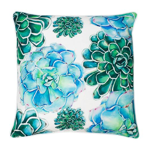 Thro by Marlo Lorenz Maribella Cindy Succulent Throw Pillow