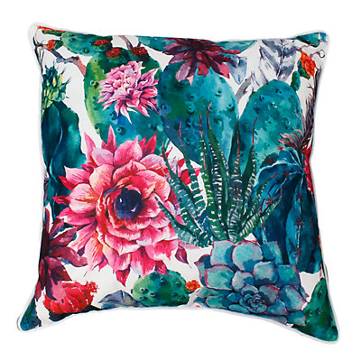Thro by Marlo Lorenz Ray Cindy Succulent Throw Pillow