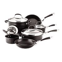 Circulon Elite10 pc Hard-AnodizedCookware Set