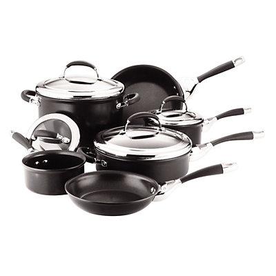 Circulon Elite 10-pc. Hard-Anodized Cookware Set