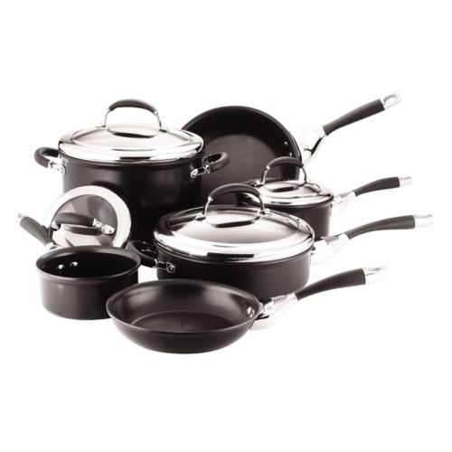 Circulon Elite 10-pc. Hard-Anodized Cookware Set