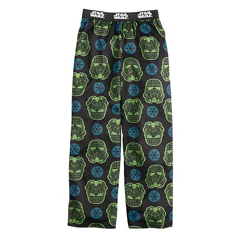 Boys 4-20 Star Wars Storm Trooper Loungepants
