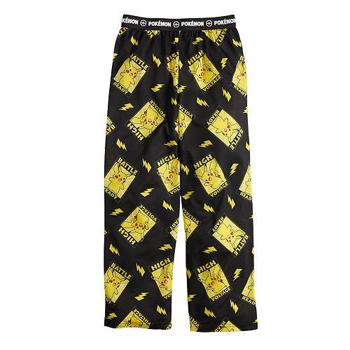 Boys 4-20 Pokemon Pikachu Loungepants