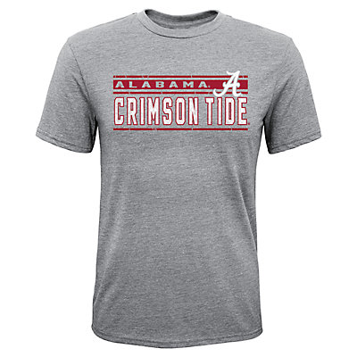 Boys 4-18 Alabama Crimson Tide Re-Generation Tee