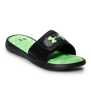 2dd2febb6 Under Armour Ignite V Bustle Men's Slide Sandals. (3). Sale