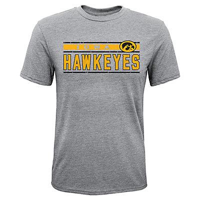 Boys 4-18 Iowa Hawkeyes Re-Generation Tee