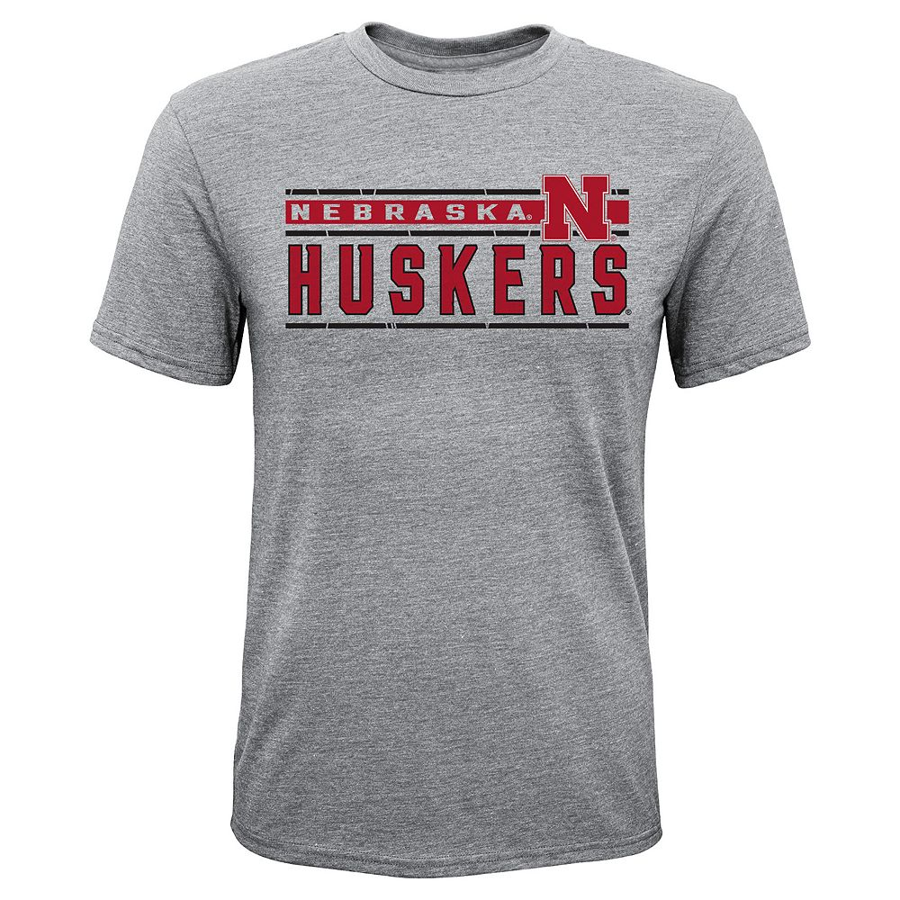 Boys 4-18 Nebraska Cornhuskers Re-Generation Tee