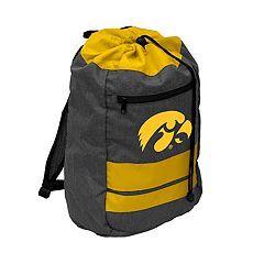 Iowa Hawkeyes Journey Backsack